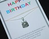 Birthday Wish Necklace - Buy 3 Items, Get 1 Free