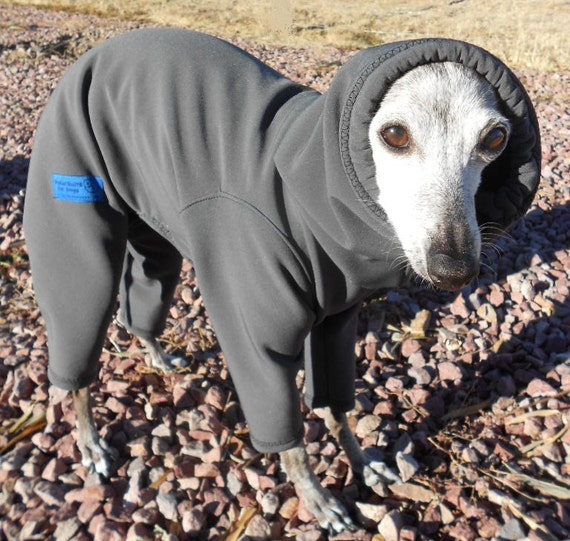 Famous Fit Water Repellant Rain and Snow Suit for Italian greyhounds and small dogs-custom made 3 colors
