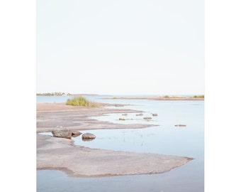 Coastal Photography Prints - Beach Art - Landscape Art - Seascape - Canada Art - Large Art - Lake Huron - Georgian Bay - Living Room Art