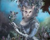 11x14 Marie Antoinippe Print
