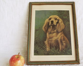Vintage Dog Portrait - Lynn Bogue Hunt - PAL