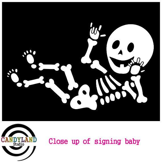 Skeleton Baby Clothes