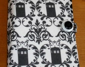 Doctor Who E reader Made to order.  Choose fabric.
