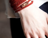 Knit Dylan Chain - Bracelet, Necklace, Headband