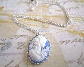 Silver Lovely Treasure - Blue