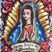 Our Lady of Guadalupe, Signed Artist Print
