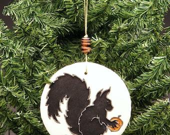 Black squirrel  Etsy