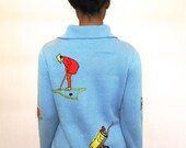 The Golfer Sweater
