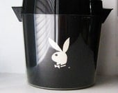 Vintage Playboy Ice Bucket by Thermo-Serv