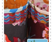Stuff Basket PDF Sewing Pattern
