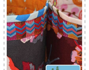 Stuff Basket PDF Sewing Pattern