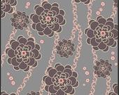 Ashen Rose Smoke from Rock n Romance for Art Gallery Fabrics - Half Yard