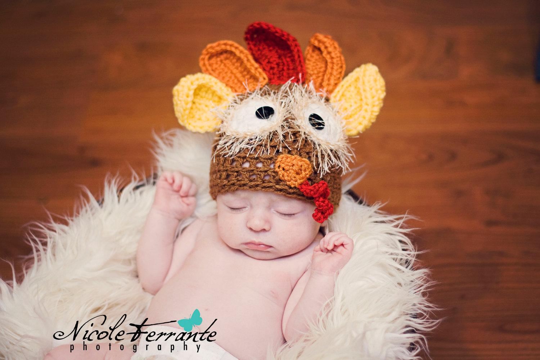 Crochet hat pattern crochet pattern crochet turkey hat zoom bankloansurffo Gallery