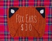 Foxy Ocean Ears .2  (mto)
