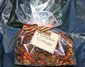 Primitive Autumn Chunky Woodland Potpourri Fixins Harvest Spice