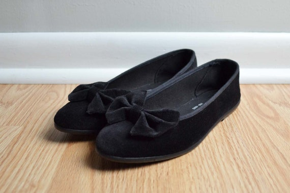 Shop eBay for great deals on Black Velvet Ballet Flats for Women. You'll find new or used products in Black Velvet Ballet Flats for Women on eBay. Free shipping on selected items.