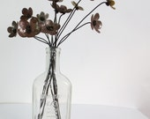 Rustic Bouquet of Rusty Flowers Bloom Forever For For You To Enjoy