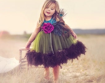 On the Wings of an Angel... A Tutu Dress That Memories Are Made Of