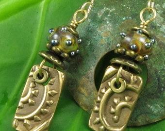 Artisan earring #7...