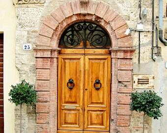 Italian Double Door
