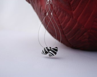 Sea Shell Earrings, Seashell Earrings, Beach Shell Earrings, Ocean Jewelry, Beach Jewelry, Shell Jewelry Hawaii Jewelry Hawaiian Jewelry 057