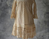 Victorian Lace Childs Dress
