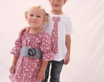 Brother sister Christmas, Christmas sibling outfits, Christmas outfits for sister brother