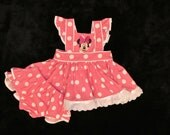 Little Minnie Mouse Dress