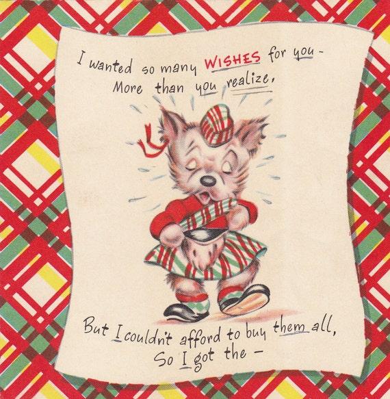1949 Christmas Card