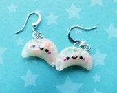 Kawaii Dumpling Earrings