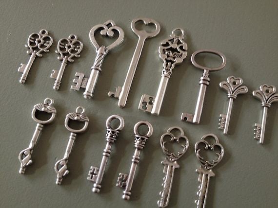 vintage style key set - photo #15