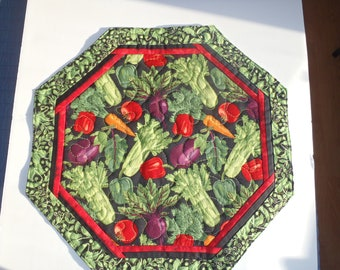 Quilted Table Topper (large)