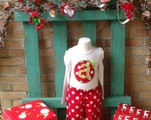 Custom Christmas Tees and Pants- FOR DANIELLE