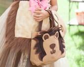 Lion Treat Bag