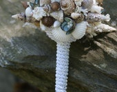 Limpet Seashell Bouquet / Beach Bouquet