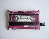 Rock cassette lavender bag - DL60