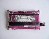 Rock cassette lavender bag - DL60