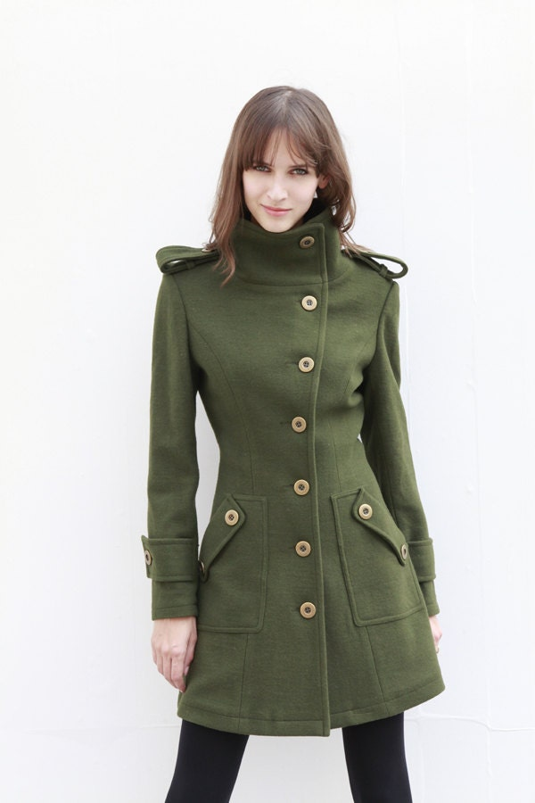 Military Style Winter Jackets Military Jacket Winter