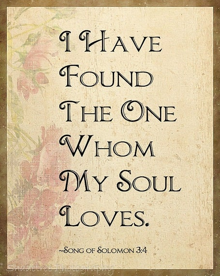 Love Quotes From The Bible Song Of Solomon ~ Gallery For > Songs Of ...