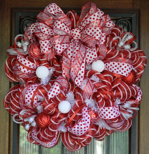 Bows Diy Ribbon Wreath