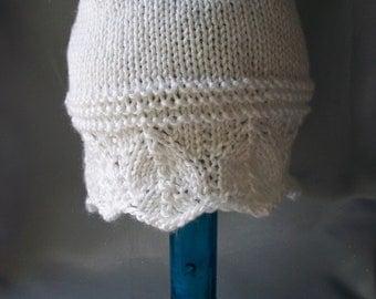 Lace Edge Children's Hat