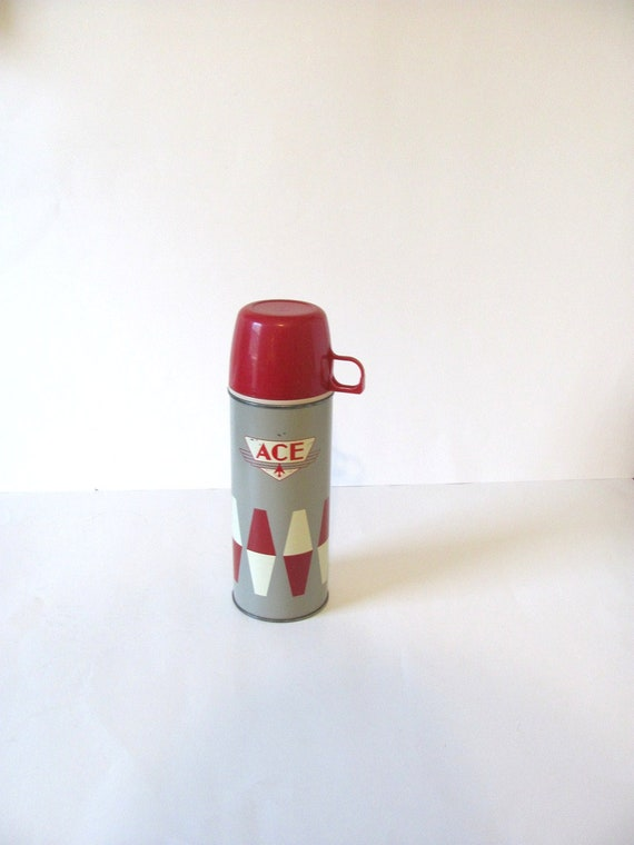 Vintage Thermos Ace Hot/Cold