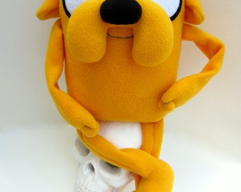 Jake the Dog Large Plush Doll, Adventure Time Jake