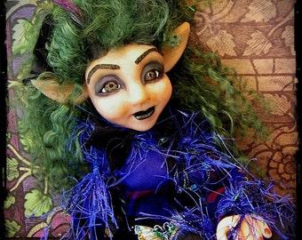 RESERVED! installment listing only - Fairuza & House Elf
