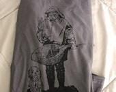 RESERVED for Kathleen Nehring - Old Salt Custom Print Organic T-Shirt