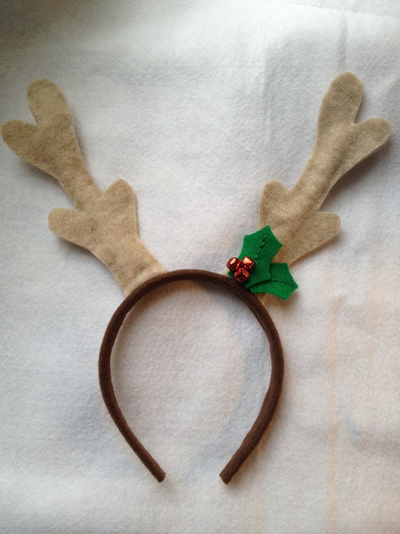 Unavailable listing on etsy for Reindeer antlers headband craft