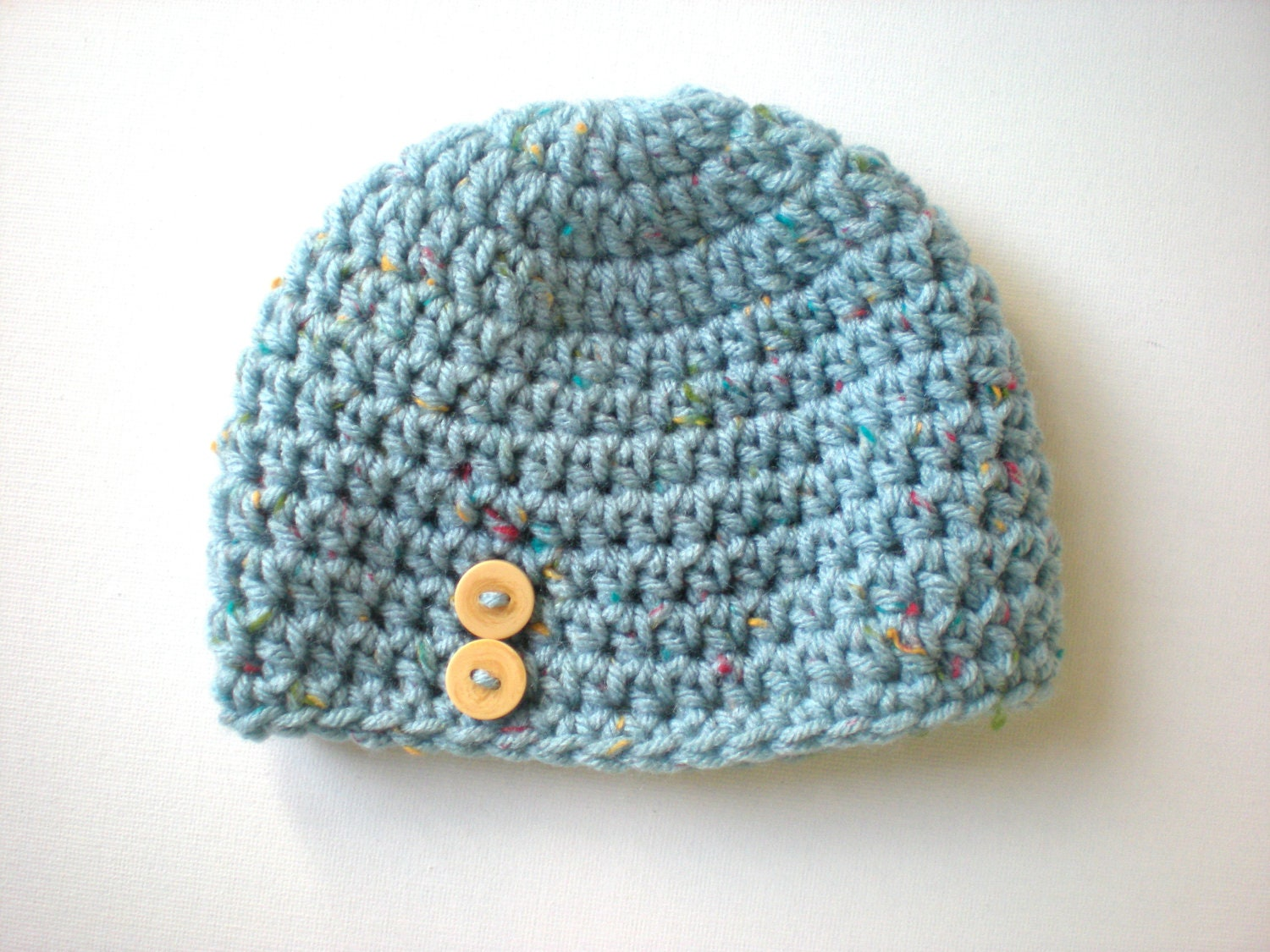 Crochet Basic Beanie Hat Pattern : PATTERN: Basic Beanie easy crochet PDF InStAnT DoWnLoAd