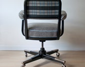 SALE: Vintage Tanker Desk Chairs