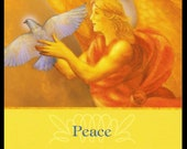 Psychological and Emotional Healing With Archangel Chamuel Psychic Reading with Oracle Cards Electronic File