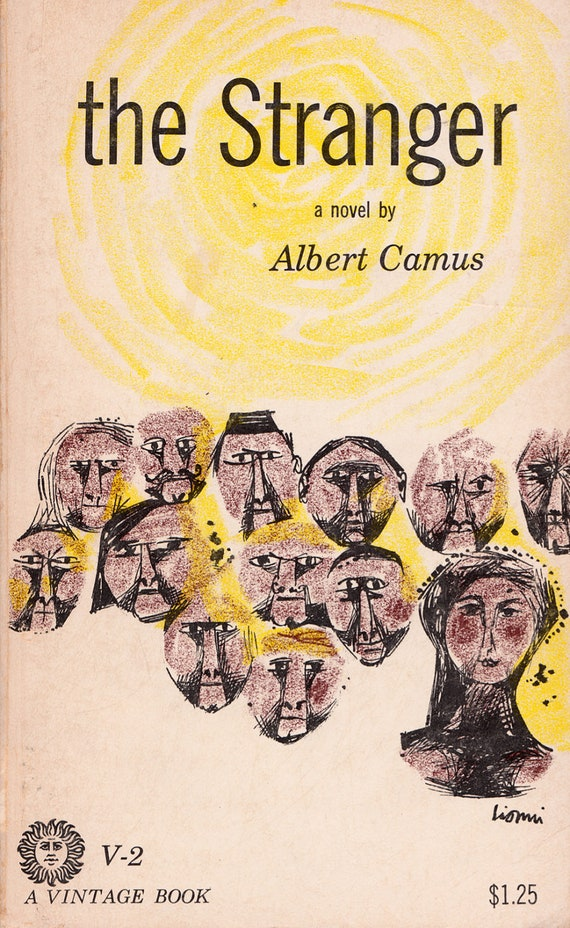 An insights about the strangers written by albert camus